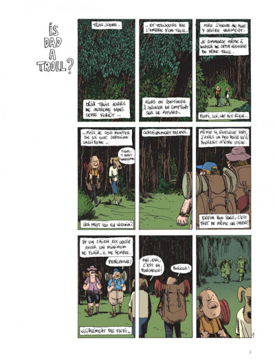 Page 1 The autobiography of mitroll tome 2 - is dad a troll?