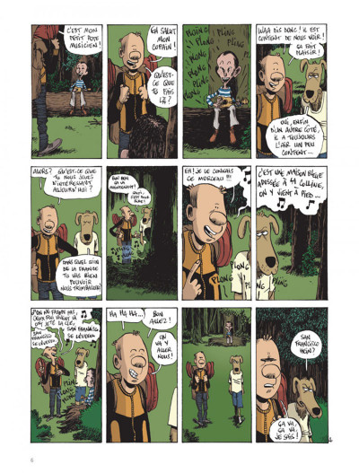 Page 4 The autobiography of mitroll tome 2 - is dad a troll?