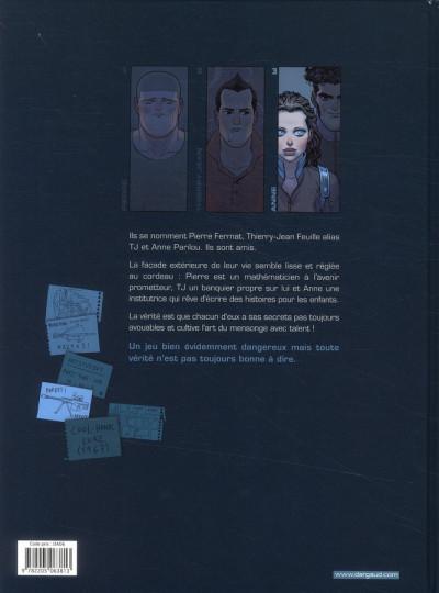Dos Ken games tome 3 - ciseaux
