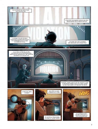 Page 3 Ken games tome 3 - ciseaux