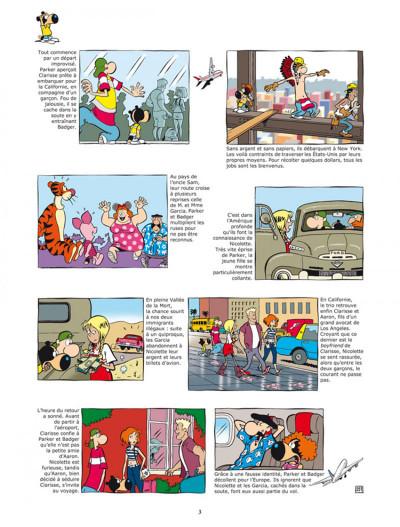 Page 1 Parker et badger tome 7 - cache ta joie !