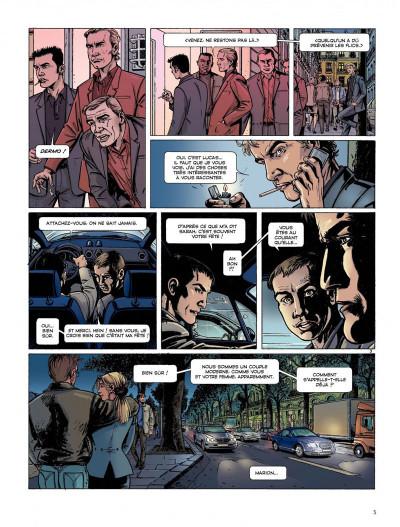 Page 3 Dantès tome 4 - pour solde de tout compte