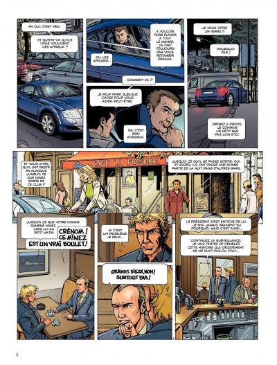 Page 4 Dantès tome 4 - pour solde de tout compte