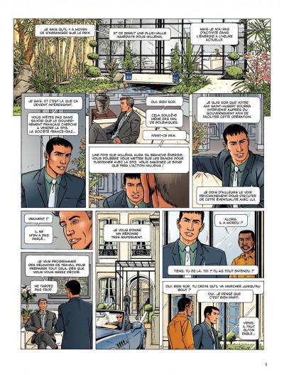 Page 7 Dantès tome 4 - pour solde de tout compte