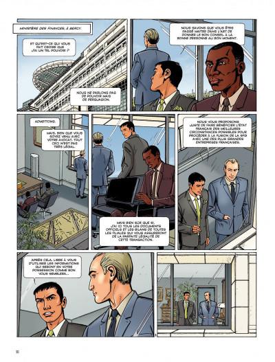 Page 8 Dantès tome 4 - pour solde de tout compte