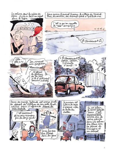 Page 5 Drôles de femmes