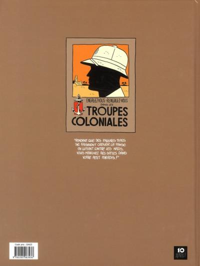 Dos Commando colonial tome 3 - baroud à Marrakech