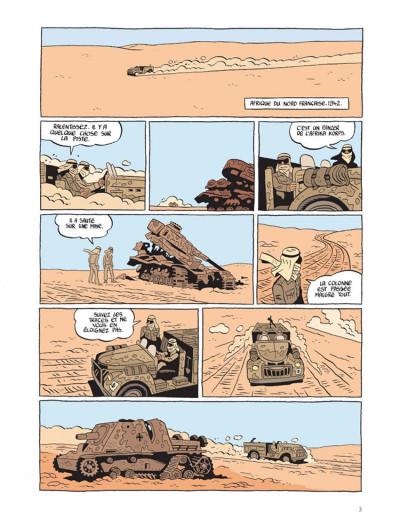 Page 1 Commando colonial tome 3 - baroud à Marrakech
