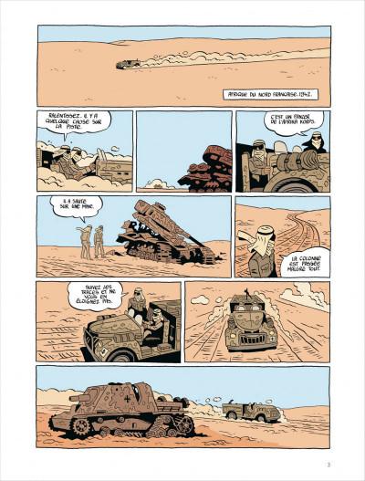 Page 3 Commando colonial tome 3 - baroud à Marrakech