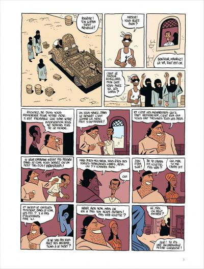Page 7 Commando colonial tome 3 - baroud à Marrakech