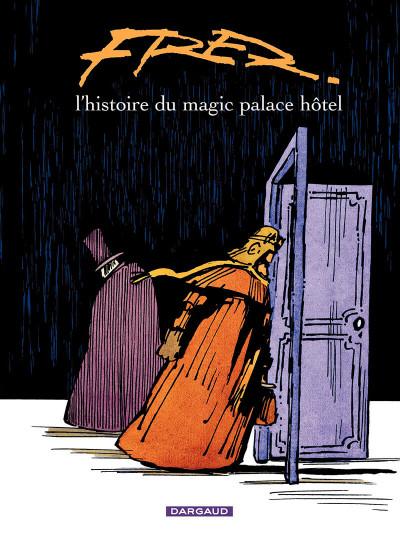 Couverture Magic palace hôtel (ned)