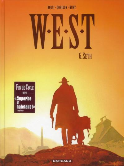 image de W.E.S.T tome 6 - Seth