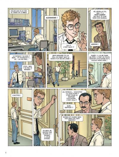 Page 6 Dantès tome 1 - la chute d'un trader