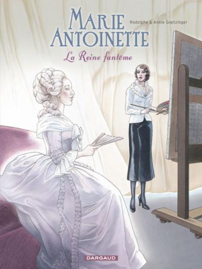 Couverture Marie-Antoinette, la reine fantôme