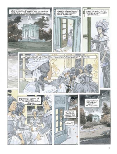 Page 5 Marie-Antoinette, la reine fantôme