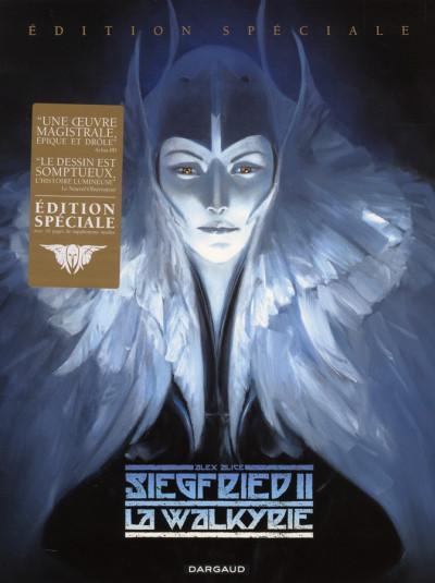 image de Siegfried tome 2 - la walkyrie (édition spéciale)