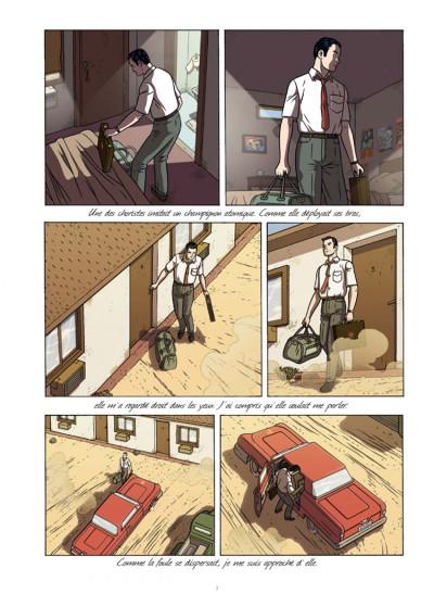 Page 5 Des dieux et des hommes tome 2 - entre chiens et loups