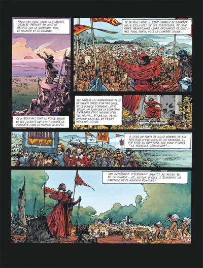 Page 4 Le maître de Benson Gate tome 4 - Quintana Roo