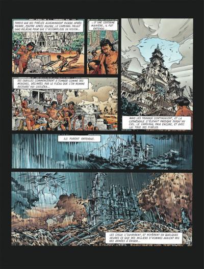 Page 5 Le maître de Benson Gate tome 4 - Quintana Roo