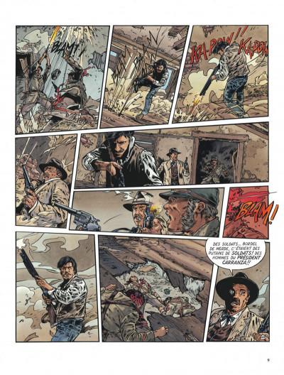 Page 9 Le maître de Benson Gate tome 4 - Quintana Roo