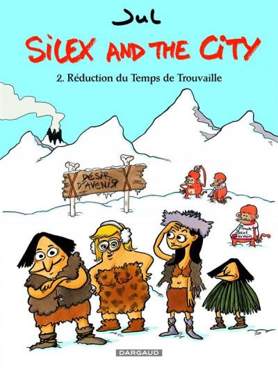 image de Silex and the city tome 2 - réduction du temps de trouvaille