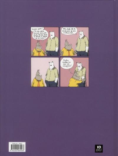 Dos Dans mon open space tome 3 - Spéculation et sentiments