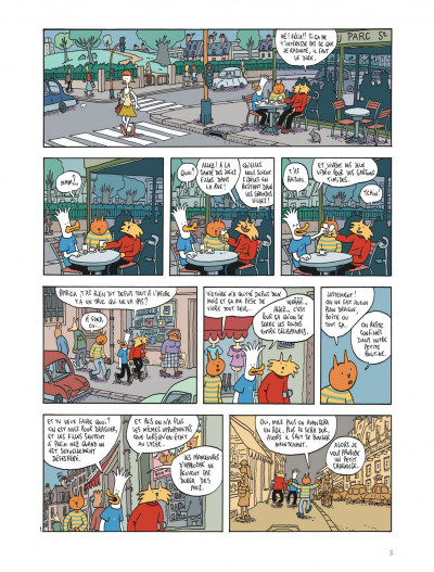 Page 3 Les formidables aventures sans lapinot tome 4 - top ouf