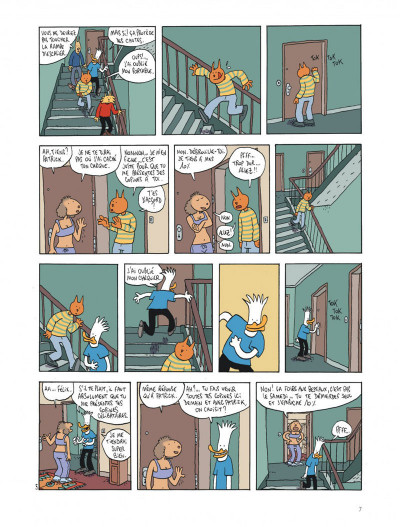 Page 7 Les formidables aventures sans lapinot tome 4 - top ouf