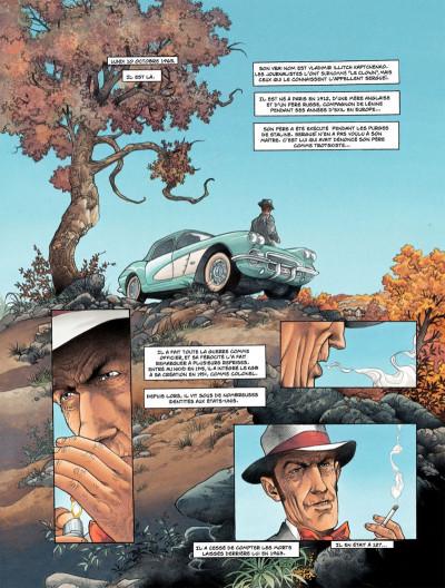 Page 1 La liste 66 tome 5 - nouveau-mexique, arizona, californie