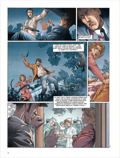 Page 4 La liste 66 tome 5 - nouveau-mexique, arizona, californie