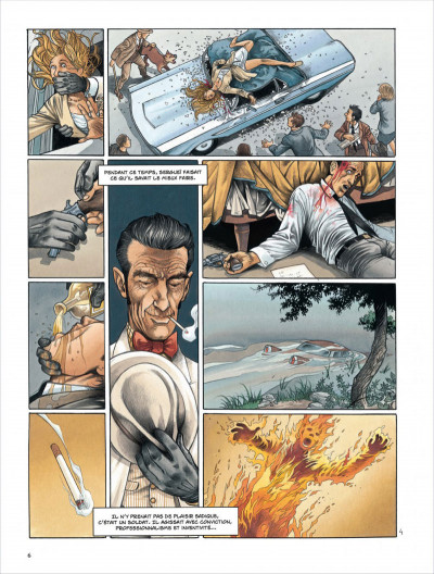 Page 6 La liste 66 tome 5 - nouveau-mexique, arizona, californie