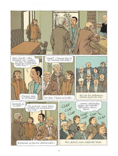 Page 2 Les plumes tome 1