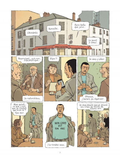 Page 6 Les plumes tome 1