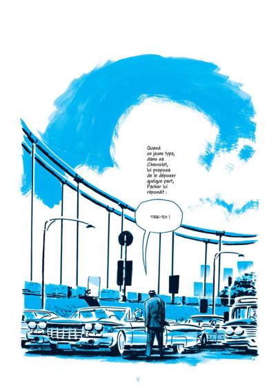 Page 4 Parker tome 1 - Le Chasseur