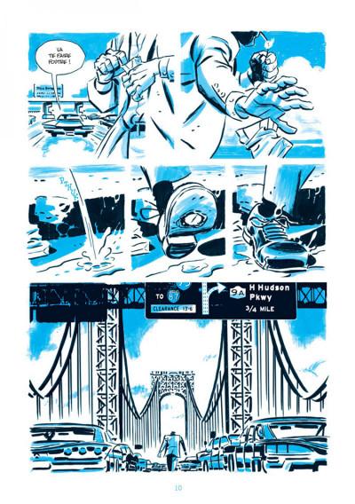 Page 5 Parker tome 1 - Le Chasseur