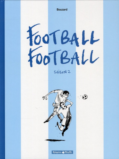 Couverture Football football tome 2