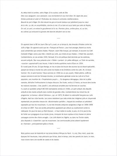 Page 3 Le chat du rabbin - intégrale tome 2 - tome 4 et tome 5