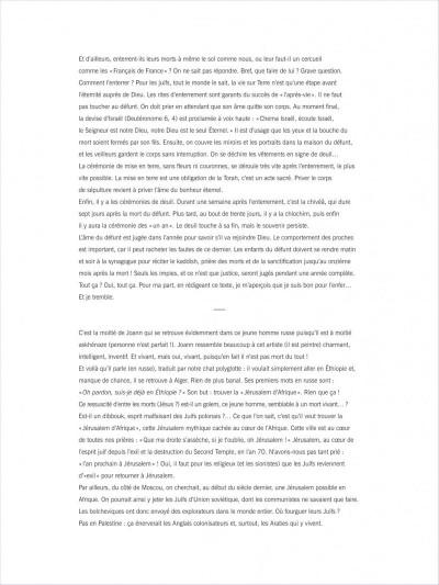 Page 5 Le chat du rabbin - intégrale tome 2 - tome 4 et tome 5