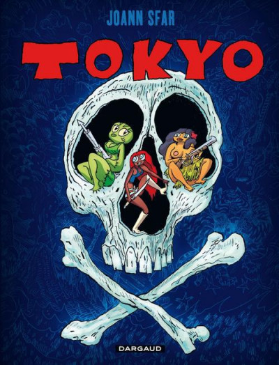 Couverture Tokyo tome 1