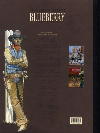 Dos Blueberry - dyptique tome 1 - fort navajo - tonnerre à l'ouest