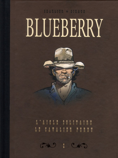 Couverture Blueberry - Intégrale tome 2 (tome 3 & tome 4)