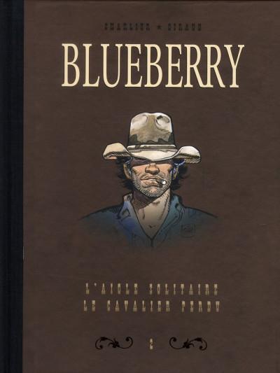 Couverture Blueberry - INTEGRALE VOL.2 - T.3 ET T.4