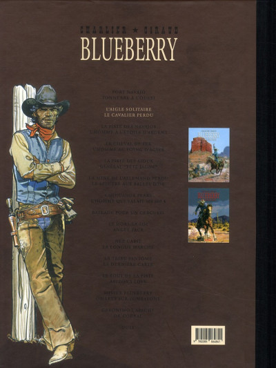 Dos Blueberry - Intégrale tome 2 (tome 3 & tome 4)