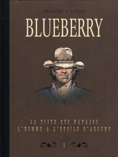 Couverture Blueberry - Intégrale tome 3 (tome 5 & tome 6)