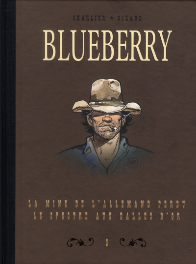Couverture Blueberry - Intégrale tome 6 (tome 11 & tome 12)