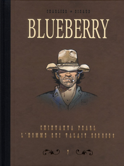 Couverture Blueberry - Intégrale tome 7 (tome 13 & tome 14)