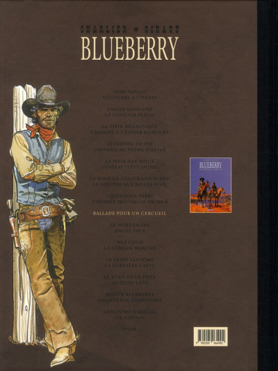 Dos Blueberry - INTEGRALE VOL.8 - tome 15
