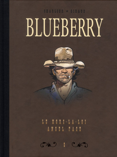 Couverture Blueberry - Intégrale tome 9 (tome 16 & tome 17)