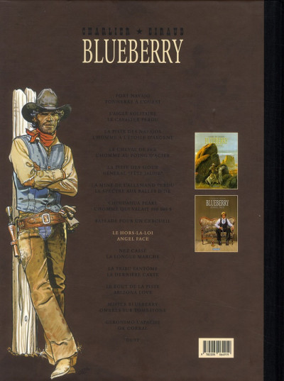 Dos Blueberry - Intégrale tome 9 (tome 16 & tome 17)