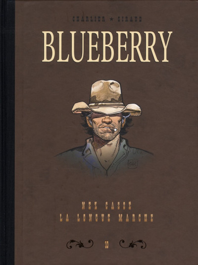 Couverture Blueberry - Intégrale tome 10 (tome 18 & tome 19)